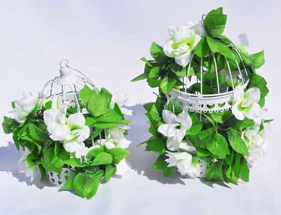 Dekokäfige Hochzeitstdeko mieten, Hochzeitsdekoration mieten - Hochzeit mieten, Rund um die Hochzeit berlin