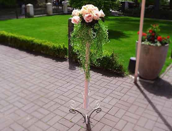 Dekorationsständer 110cm Hochzeitdeko mieten berlin, Hochzeitsdekoration mieten - Hochzeit mieten - Rund um Ihre Hochzeit berlin