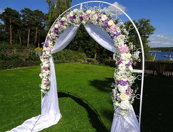 Hochzeitsbogen mieten rund um Ihre Hochzeit, Hochzeitsdekoration mieten, Wedding, rund um Ihre Hochzeit, Rund-um-Ihre-Hochzeit.de berlin