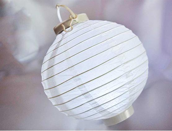 LED Lampion weiß mieten, rund um Ihre Hochzeit, Hochzeitsdekoration mieten