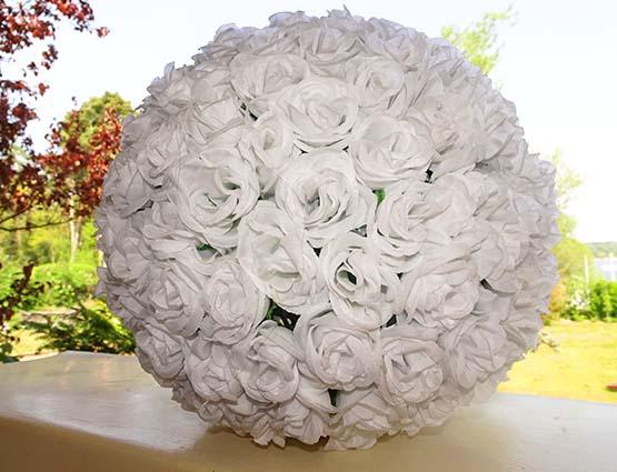 Blumenkugeln Hochzeit mieten, Hochzeitsdekoration mieten - Hochzeit mieten, Blumendekoration mieten, Rund um Ihre Hochzeit Agentur berlin