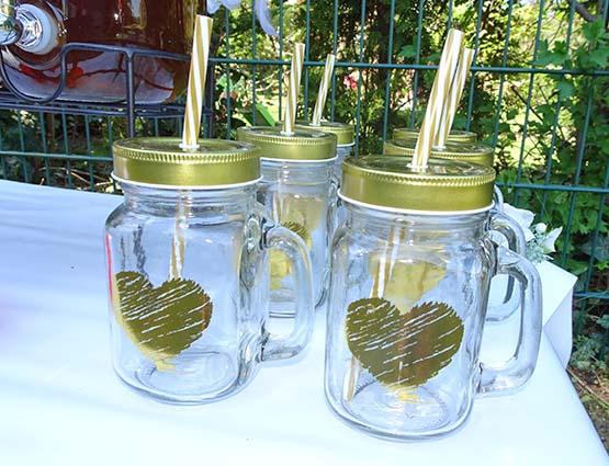 Getränkespender und Candy Bar für die Hochzeit mieten, Hochzeitsdekoration mieten - Hochzeit mieten - Rund um Ihre Hochzeit berlin