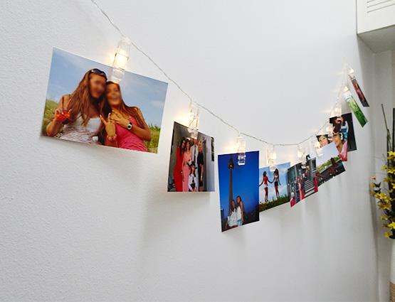LED Fotoklammer Lichterkette mieten, Deko für die Hochzeit, Candy Bar Hochzeit, Rund um Ihre Hochzeit, Candy Bar mieten, Candy Bar Deko mieten, Hochzeitsdekoration