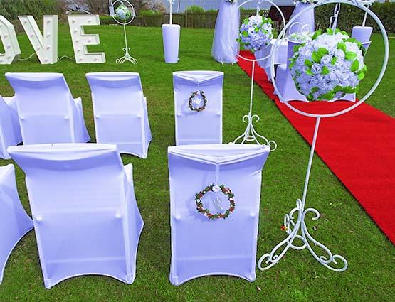 Rattankranz mit Rosen mieten, Hochzeitsdekoration mieten, Hochzeit mieten, rund um Ihre Hochzeit berlin