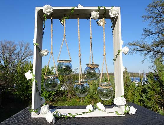 Vintage Dekoration mit Blumen mieten, vintage Hochzeitsdekoration mieten, Hochzeitdeko mieten, Hochzeitsdekoration mieten, Deko für die Hochzeit mieten, Rund um Ihre Hochzeit berlin