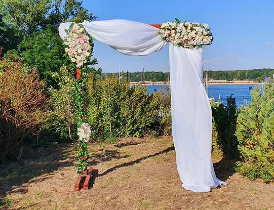 Hochzeitsbogen Lia mieten rund um Ihre Hochzeit, Hochzeitsdekoration mieten, Wedding, rund um Hochzeit, Rund um Ihre Hochzeit berlin