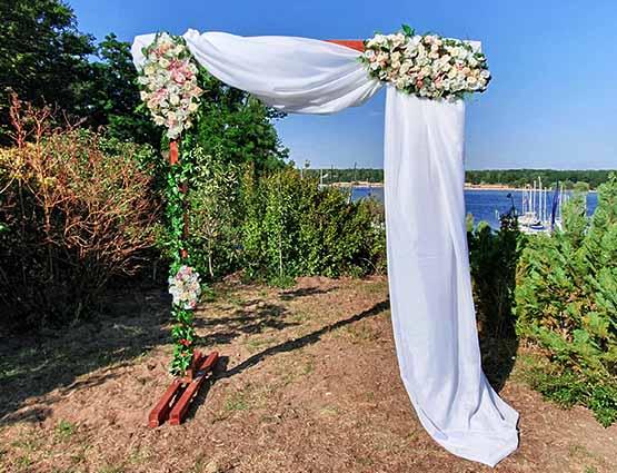 Hochzeitsbogen Lia mieten rund um Ihre Hochzeit, Hochzeitsdekoration mieten, Wedding, rund um Ihre Hochzeit, Rund-um-Ihre-Hochzeit.de berlin