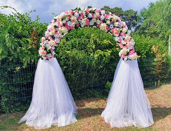 Hochzeitsbogen mieten bei rund um Ihre Hochzeit, Hochzeitsdekoration mieten, Wedding, rund um Ihre Hochzeit, Rund um Ihre Hochzeit berlin