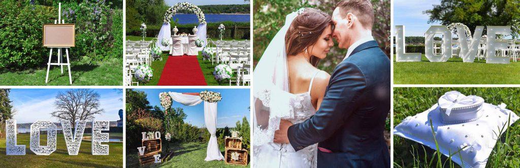 Rund um Ihre Hochzeit Berlin Dekoverleih