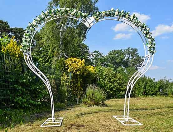 Hochzeitbogen mieten, Herzbogen Hochzeit, Hochzeitsdekoration mieten, Rund um Ihre Hochzeit, Wedding Berlin