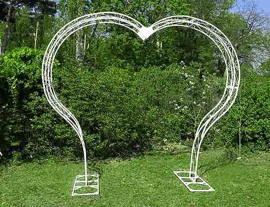 Hochzeitbogen mieten Herform, Herzbogen, Hochzeitsdekoration mieten, Rund um Ihre Hochzeit Berlin, Wedding