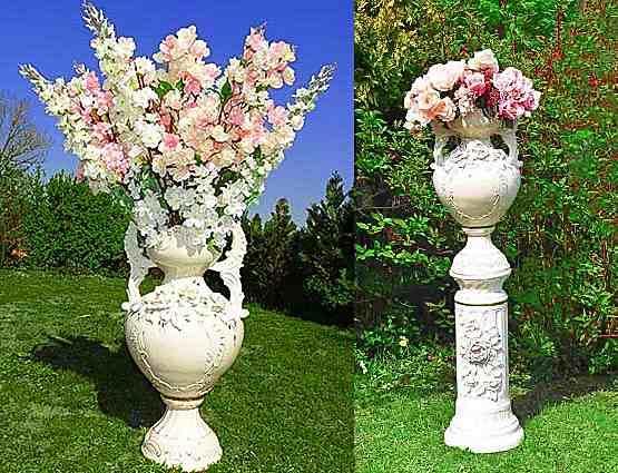 Vasen Hochzeit mieten, Vasen Berlin, Hochzeisdeko Berlin, freie Trauung, rund um Ihre Hochzeit
